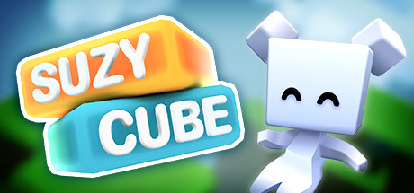 Suzy Cube banner
