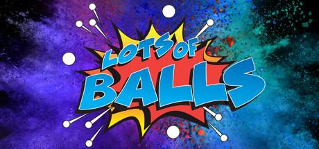 Lots of Balls cover art