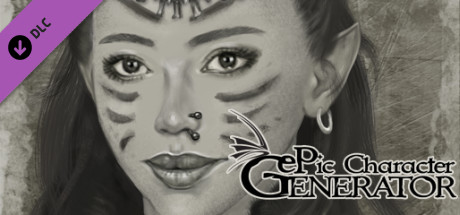 ePic Character Generator - Portrait: Female