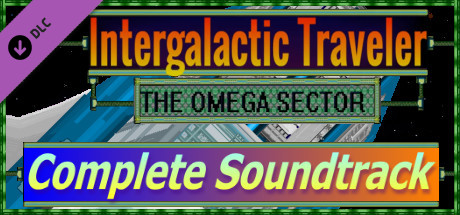 Soundtrack of Intergalactic Traveler: The Omega Sector