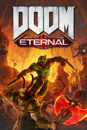 DOOM Eternal poster image on Steam Backlog