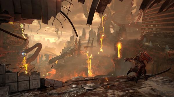 скриншот DOOM Eternal 2