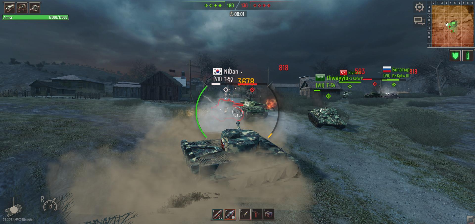 Battle Tanks: Legends of World War II on Steam