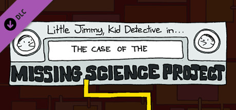 Meanwhile Extra - The Case of the Missing Science Project