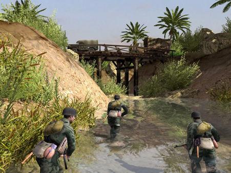 Скриншот из Men of War