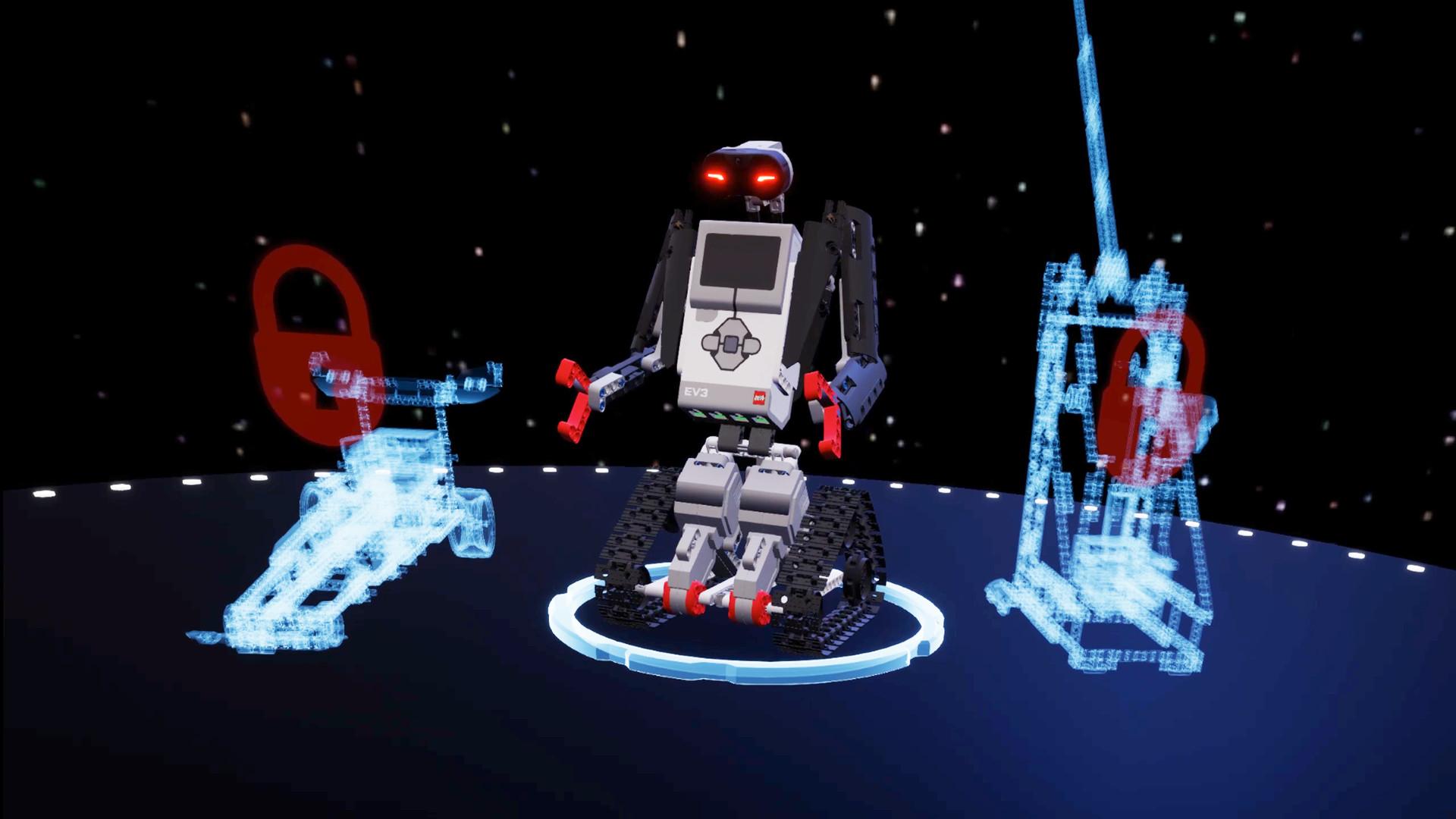 Robotics in VR