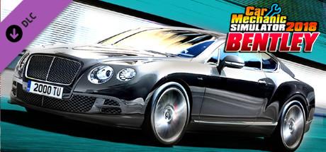 Car Mechanic Simulator 2018 - Bentley REMASTERED DLC