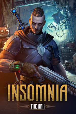 INSOMNIA: The Ark poster image on Steam Backlog