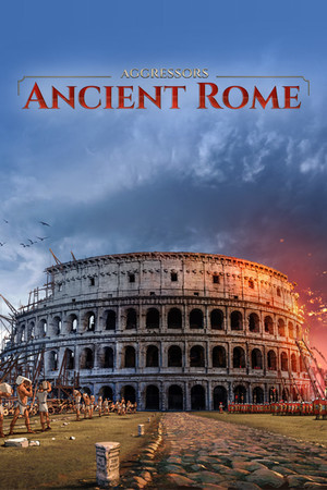 Aggressors: Ancient Rome poster image on Steam Backlog