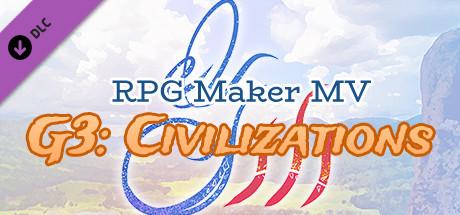 RPG Maker MV - G3: Civilizations