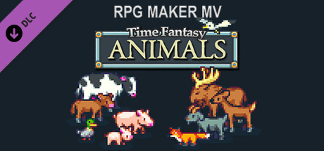 Image of: Rts Downloadable Content Boardgamegeek Rpg Maker Mv Time Fantasy Addon Animals On Steam