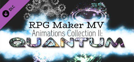 RPG Maker MV - Animations Collection II: Quantum