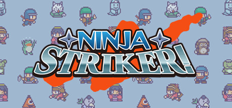 Ninja Striker Banner