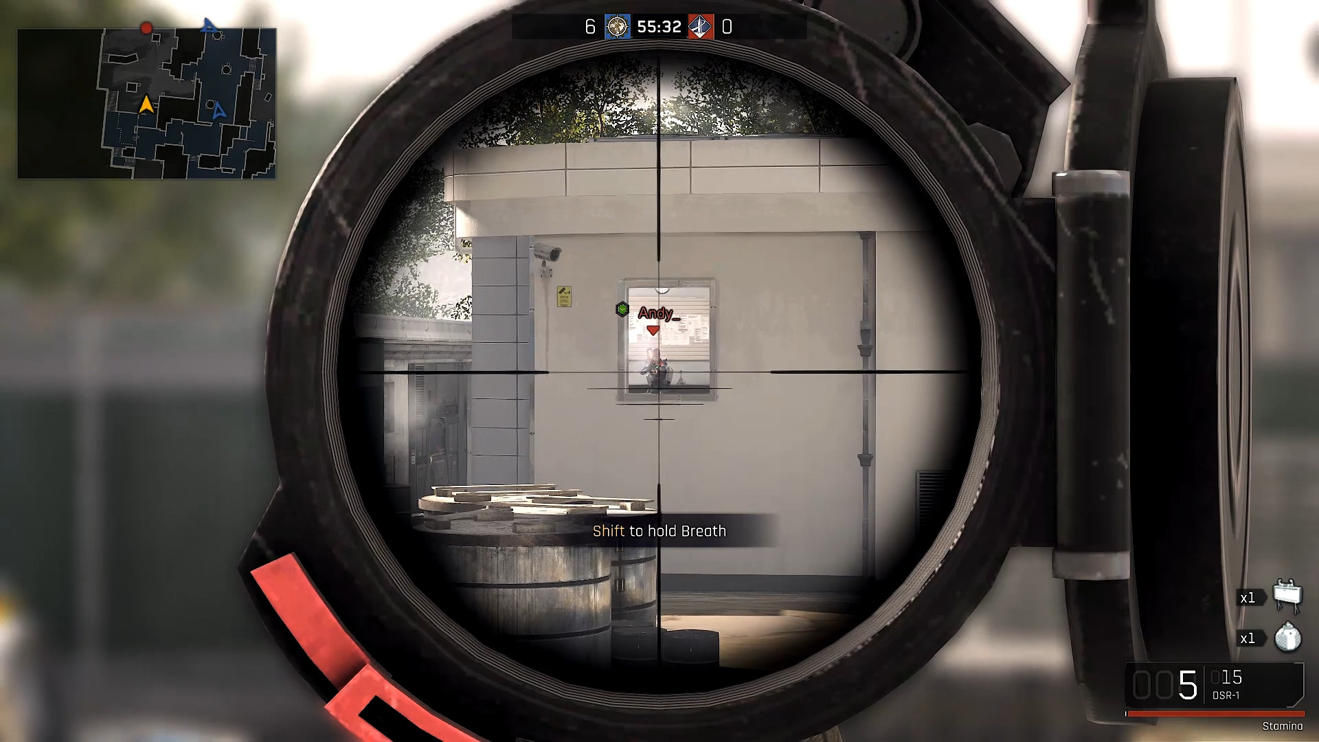 What's On Steam - Ironsight (Pre-OBT ver )