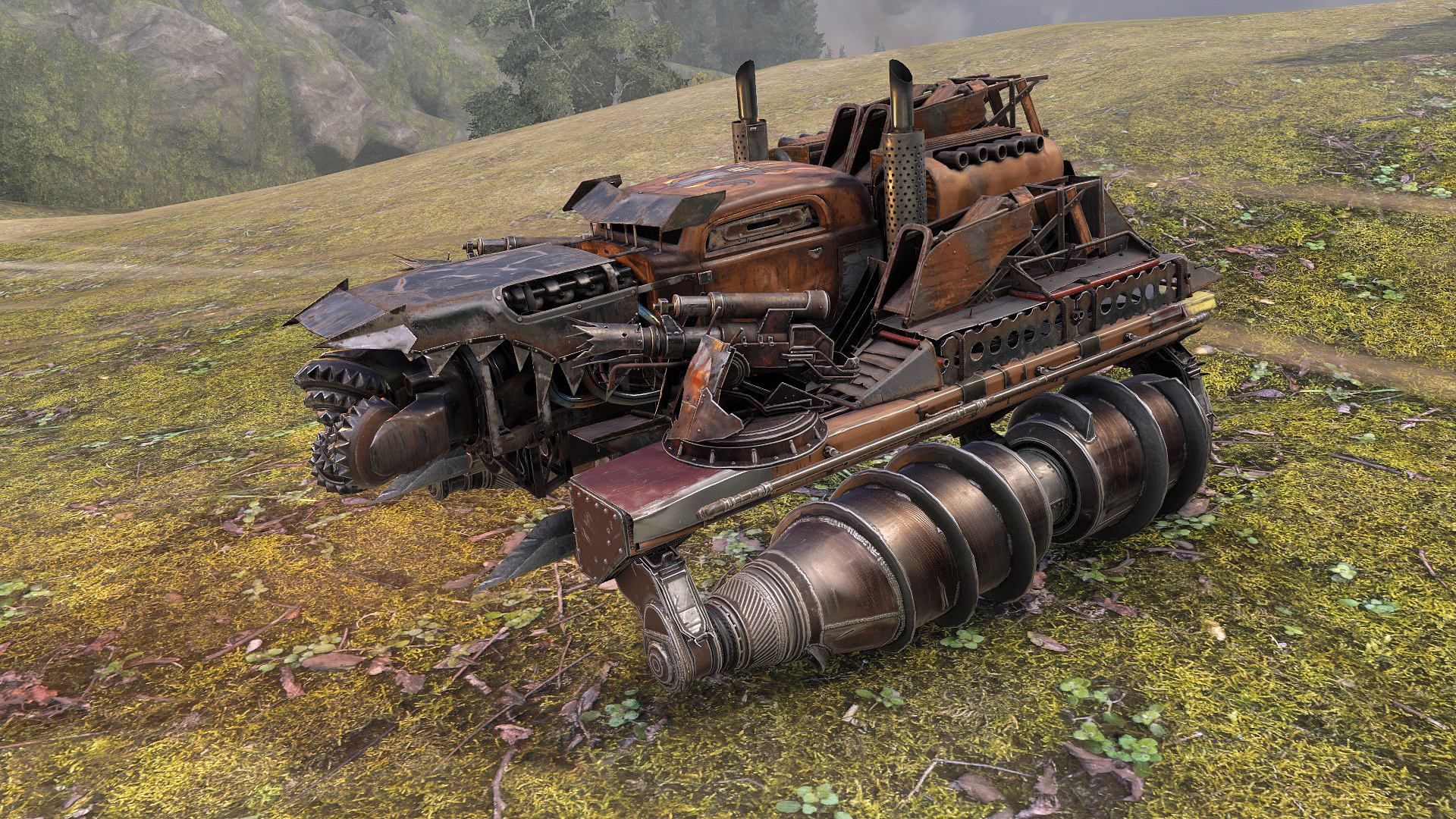Crossout - Arsonist Pack trên Steam