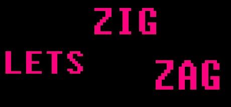 Let's zig zag cover art