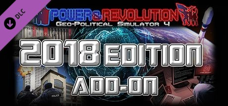 2018 Edition Add-on - Power & Revolution DLC