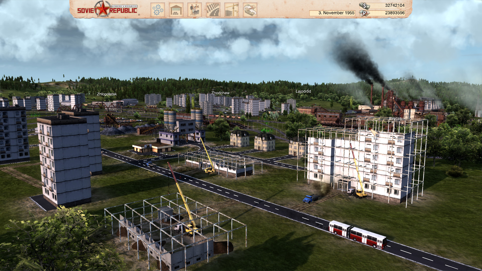 Workers & Resources: Soviet Republic Full İndir – Torrent