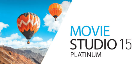 VEGAS Movie Studio 15 Platinum Steam Edition