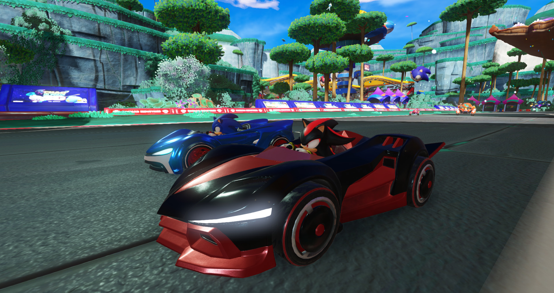 Team Sonic Racing Free Download