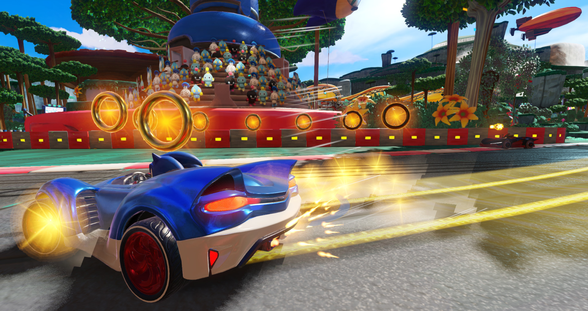 Team Sonic Racing Torrent Download