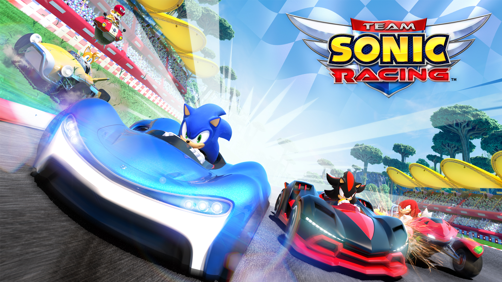 Team Sonic Racing On Steam