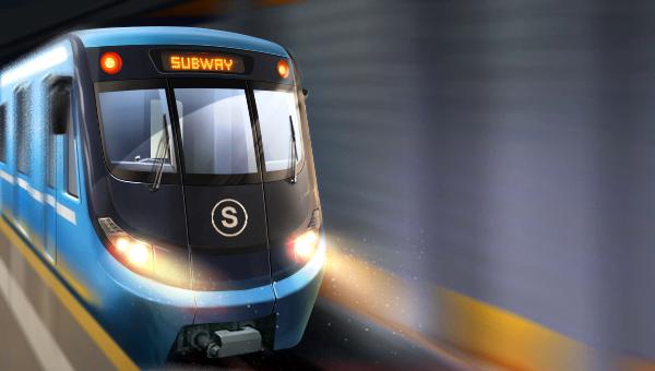 โหลดเกมส์ Subway Simulator
