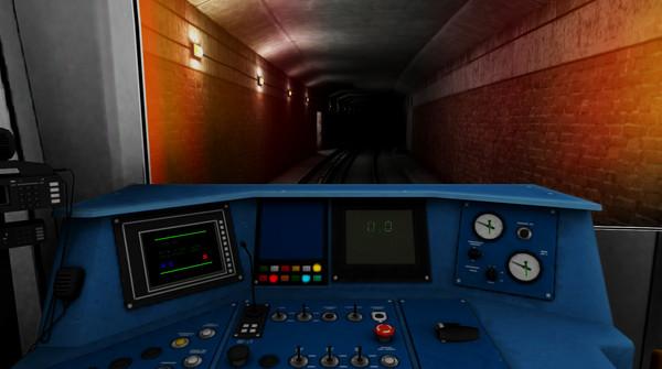 Capture d'écran n°1 du Jeu Subway Simulator