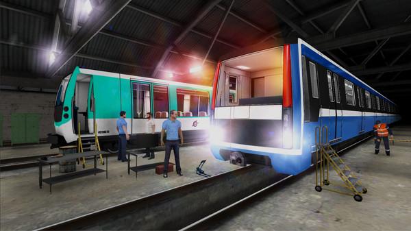 Capture d'écran n°4 du Jeu Subway Simulator