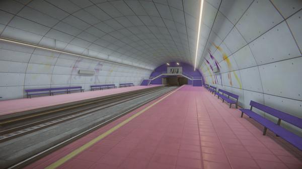 Capture d'écran n°5 du Jeu Subway Simulator