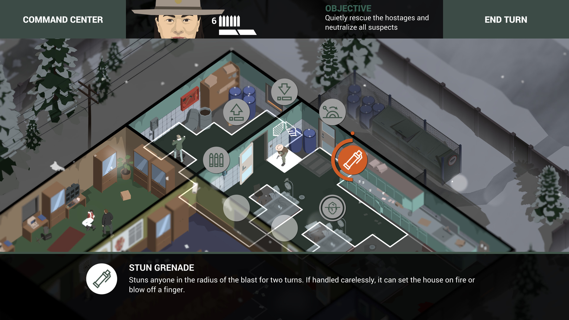 This Is the Police 2 Screenshot 3