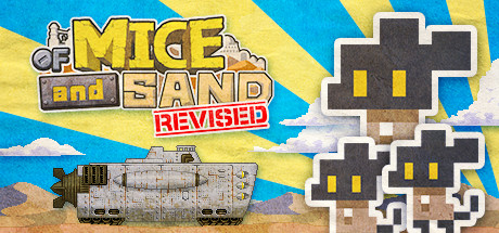 Teaser image for OF MICE AND SAND -REVISED-