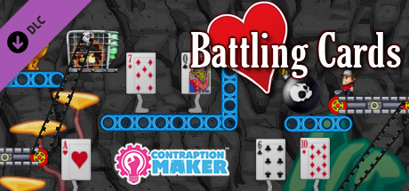 Contraption Maker: Battling Cards - Parts & Puzzles Expansion Pack