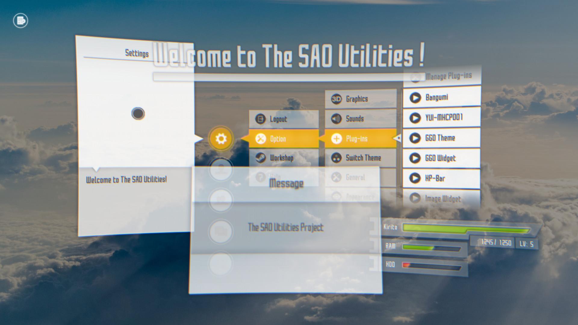 SAO Utils: Beta