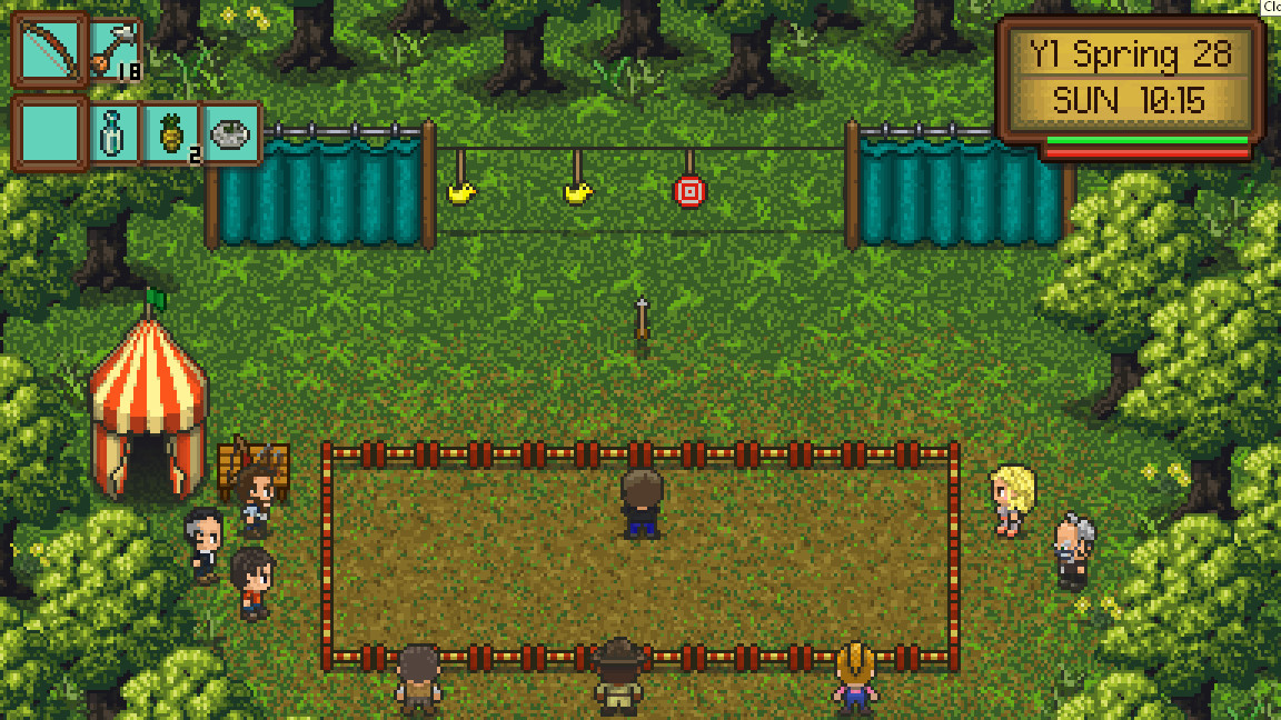 Gleaner Heights Screenshot 1