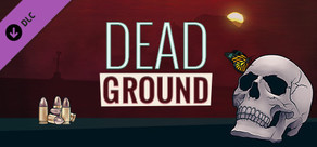Dead Ground - Soundtrack cover art