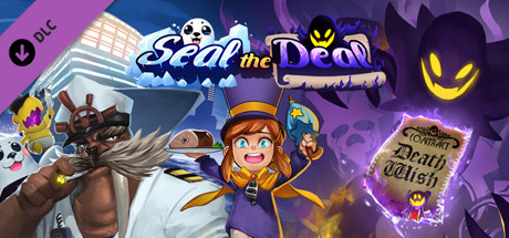 Hat in time seal the deal release