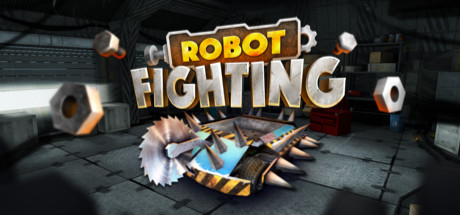 Robot Fighting cover art