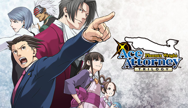 Phoenix Wright Ace Attorney Trilogy On Steam
