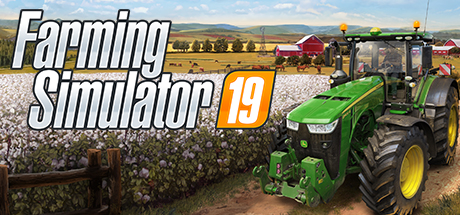 Farming Simulator 19 [PT-BR] Capa