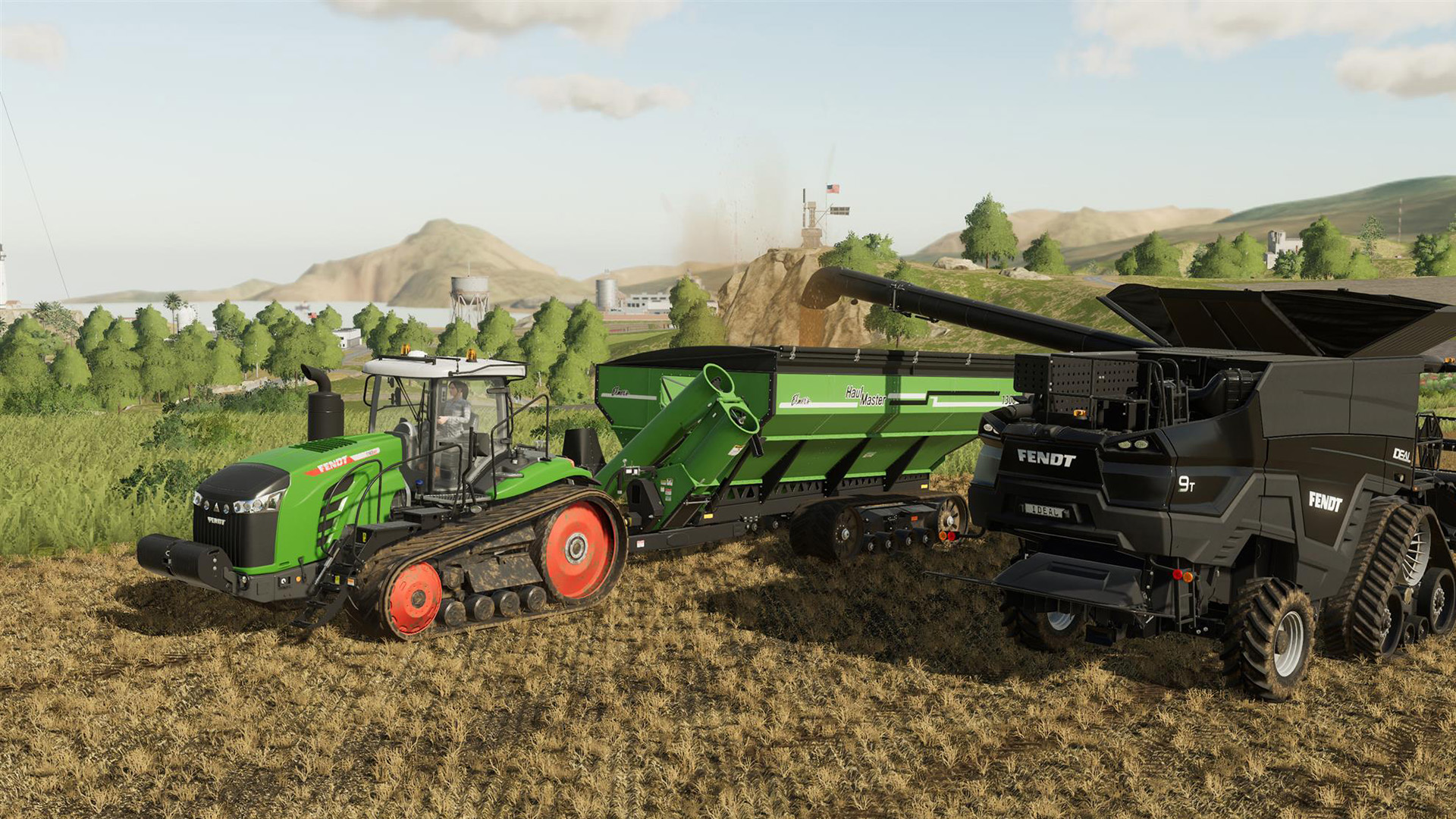 Farming Simulator 19 Screenshot 2
