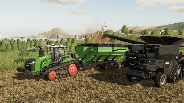 Capture d'écran n°4 du Jeu Farming Simulator 19