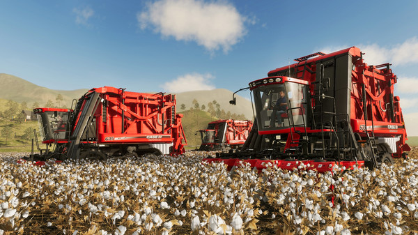 Capture d'écran n°1 du Jeu Farming Simulator 19