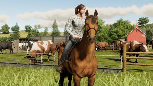 Capture d'écran n°3 du Jeu Farming Simulator 19