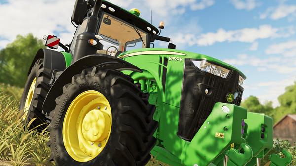 Capture d'écran n°5 du Jeu Farming Simulator 19