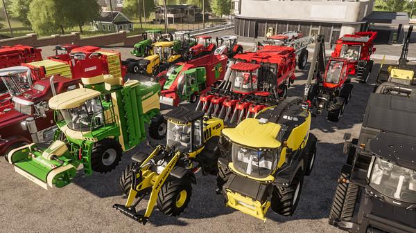 Capture d'écran n°2 du Jeu Farming Simulator 19
