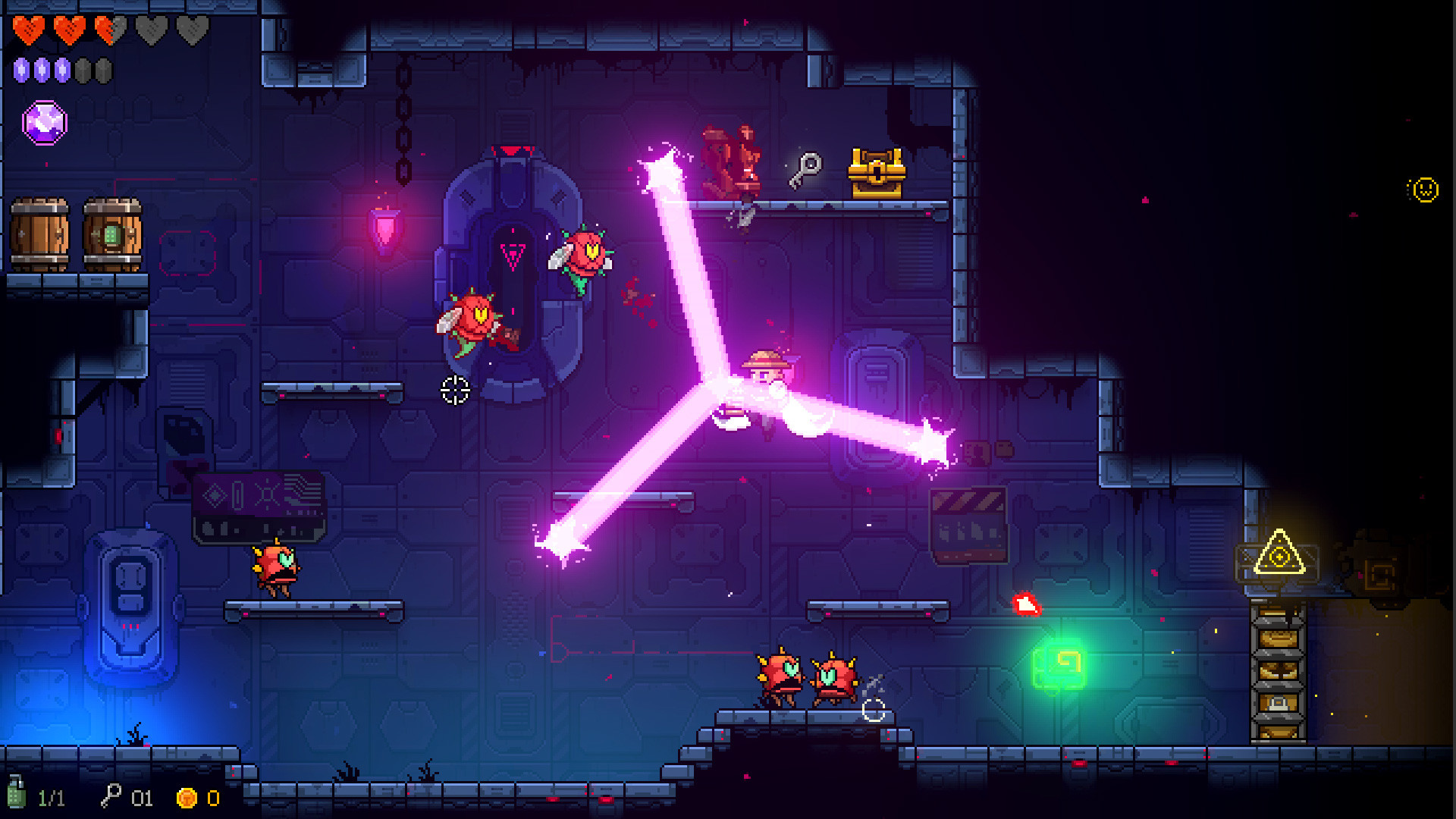 Neon Abyss On Steam