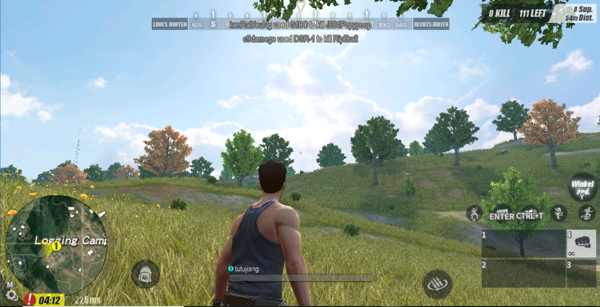 the rules of survival summary