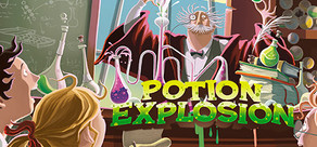 Potion Explosion cover art
