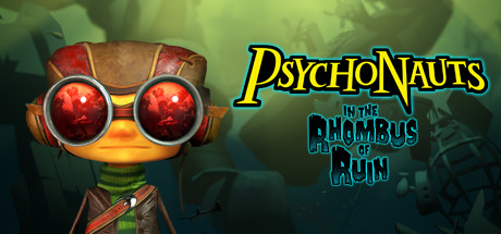 Teaser image for Psychonauts in the Rhombus of Ruin